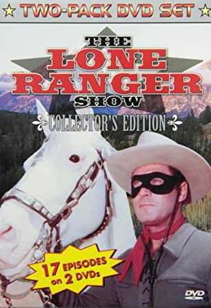 Amazon com: The Lone Ranger Show Collector's Edition: Clayton Moore