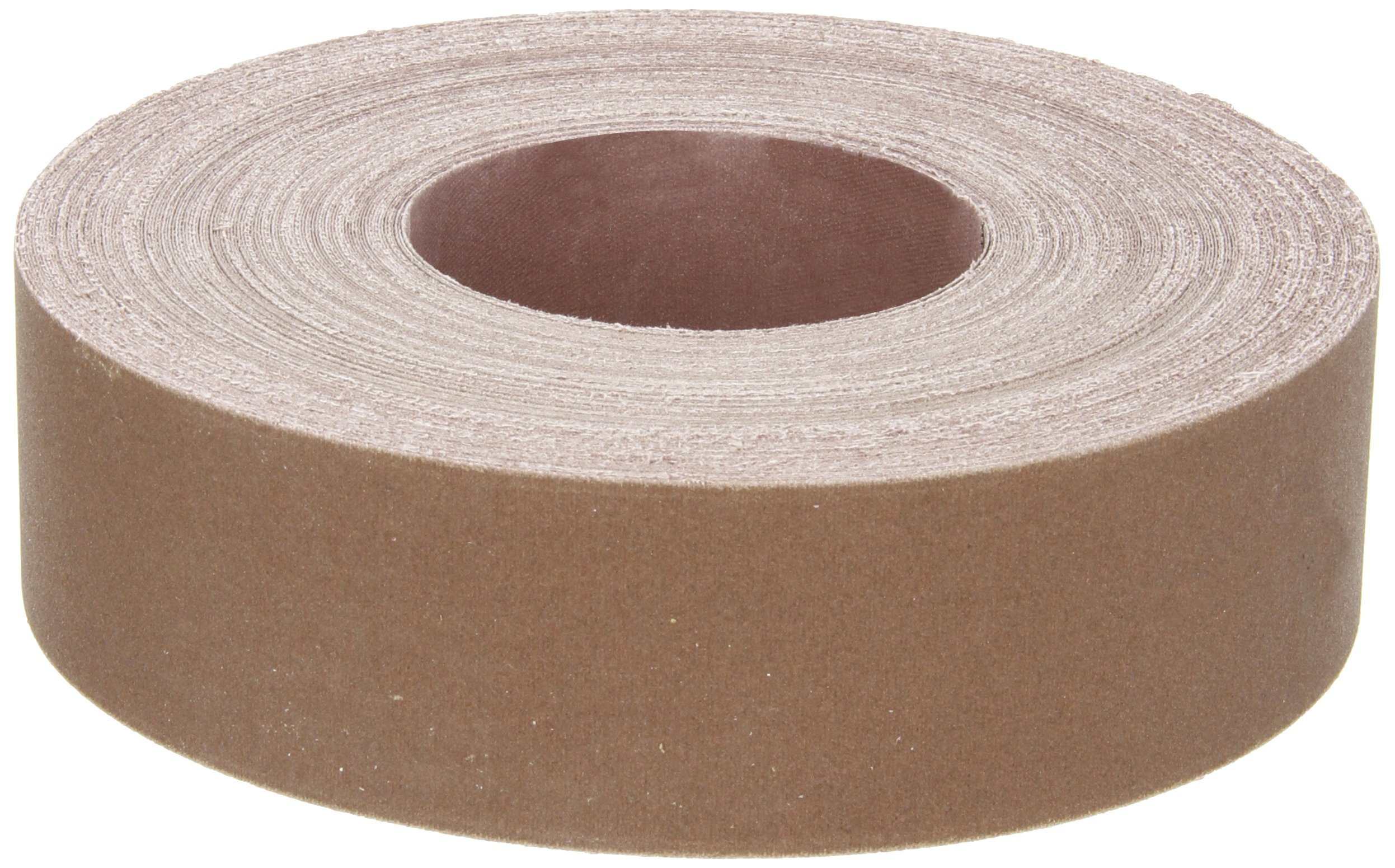 Norton K225 Metalite Abrasive Roll, Cloth Backing, Aluminum Oxide, 2'' Width x 50yd Length, Grit P240 (Pack of 5)