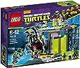 Mutation Chamber Unleashed Lego Ninja Turtles