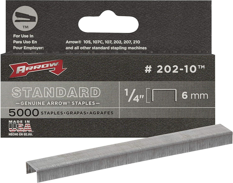Flat Staples 1250 Piece 10 mm Square 1.2 x 10 x 10.6 mm