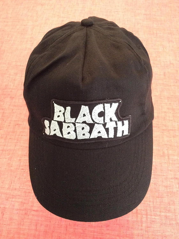 Black Sabbath N/°2 Casquette ECUSSON Patches AUFNAHER Toppa