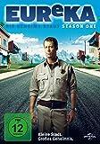 EUReKA - Die geheime Stadt, Season 1 [3 DVDs]