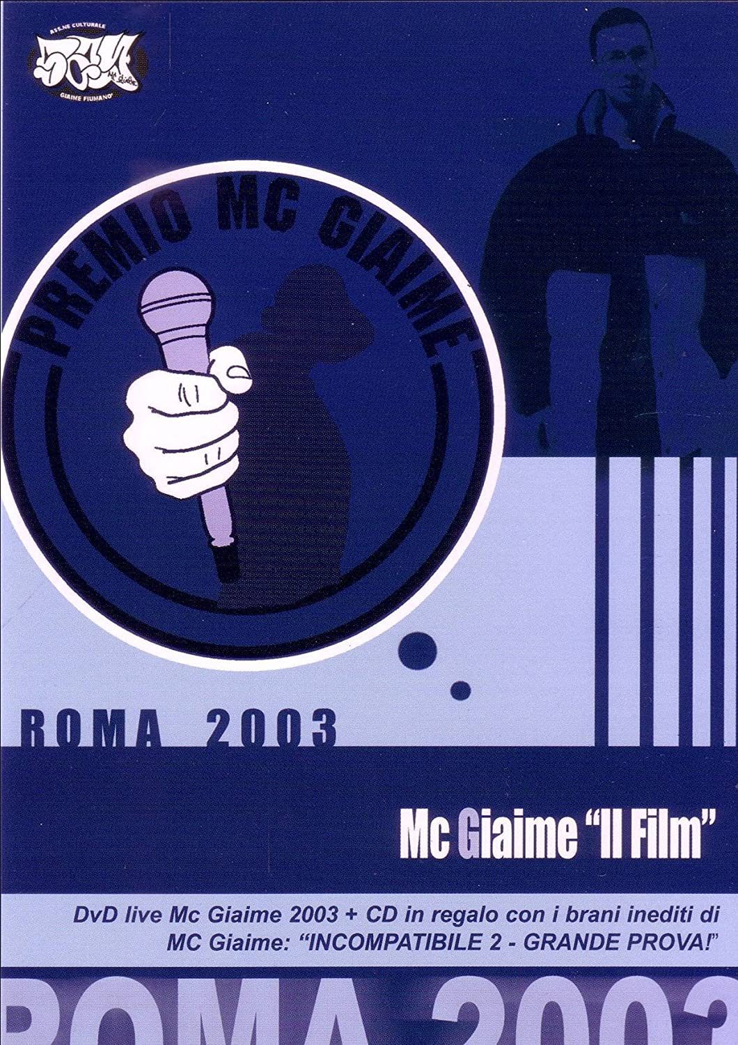 Amazon.com: mc giaime 2003 - il film (dvd + cd) dvd Italian Import: vari: Movies & TV