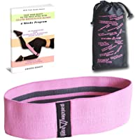 ganda Sports Glute Resistance Band - Premium Activation Band For Booty Building and Legs