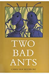 Two Bad Ants Hardcover