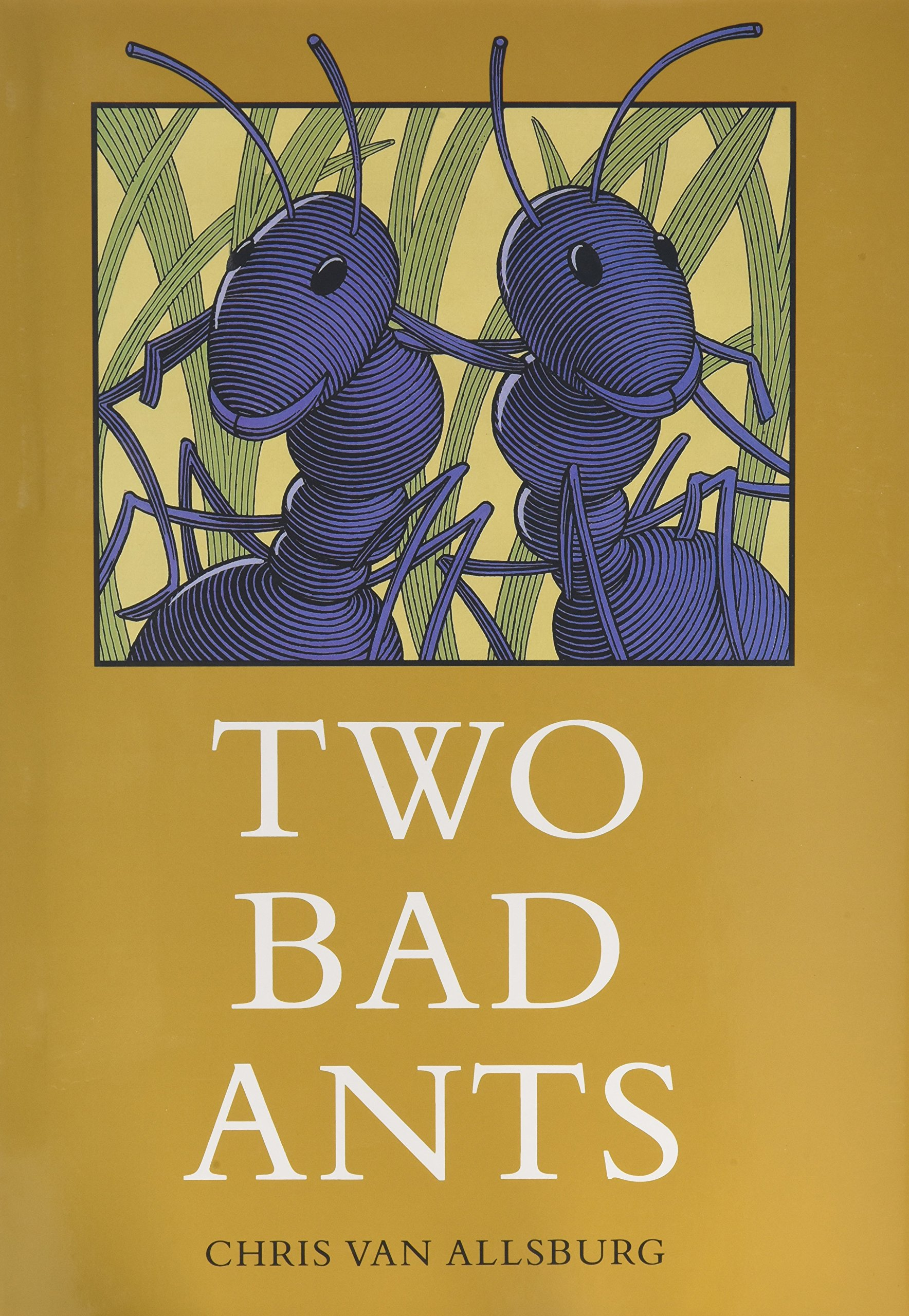 Image result for two bad ants