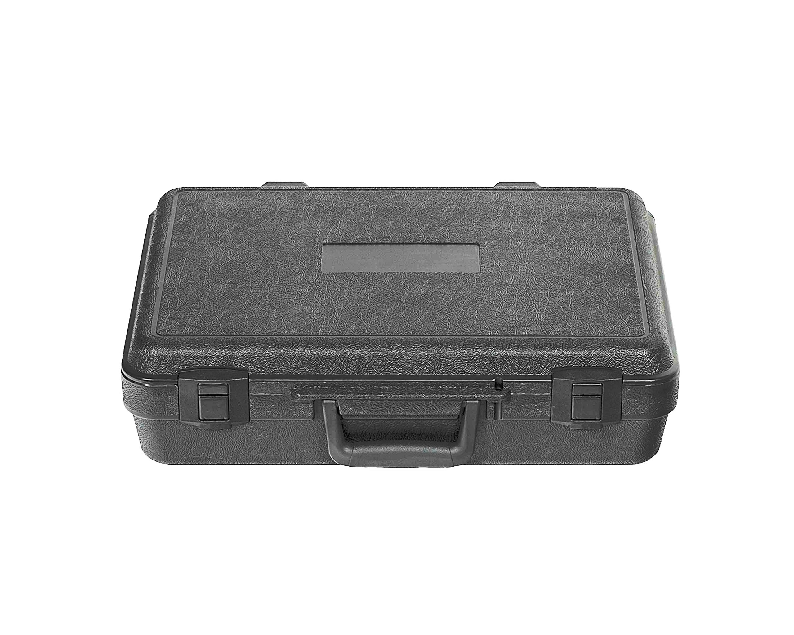 PFC 170-120-055-5PF Plastic Carrying Case with Foam 17'' x 12'' x 5 1/2'', 5Height, 12'' Width, 17'' Length, by PFC