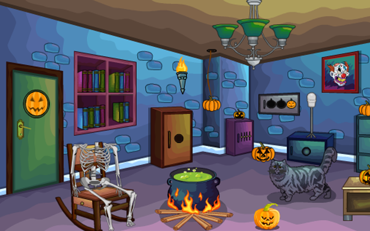 amazoncom escape game halloween trick appstore for android