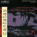 Bach, J.S.: Cantatas, Vol. 11 - Bwv 46, 95, 136, 138