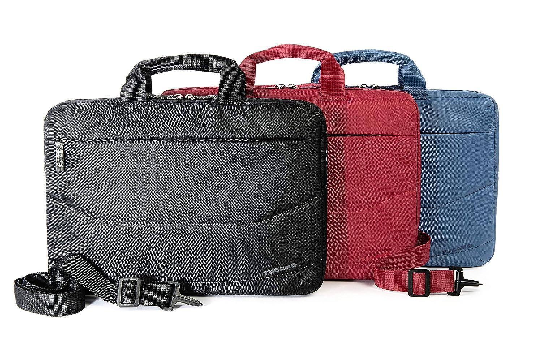 Rosso Borsa slim per Ultrabook 15 e notebook 15.6 Tucano Idea B-IDEA-R
