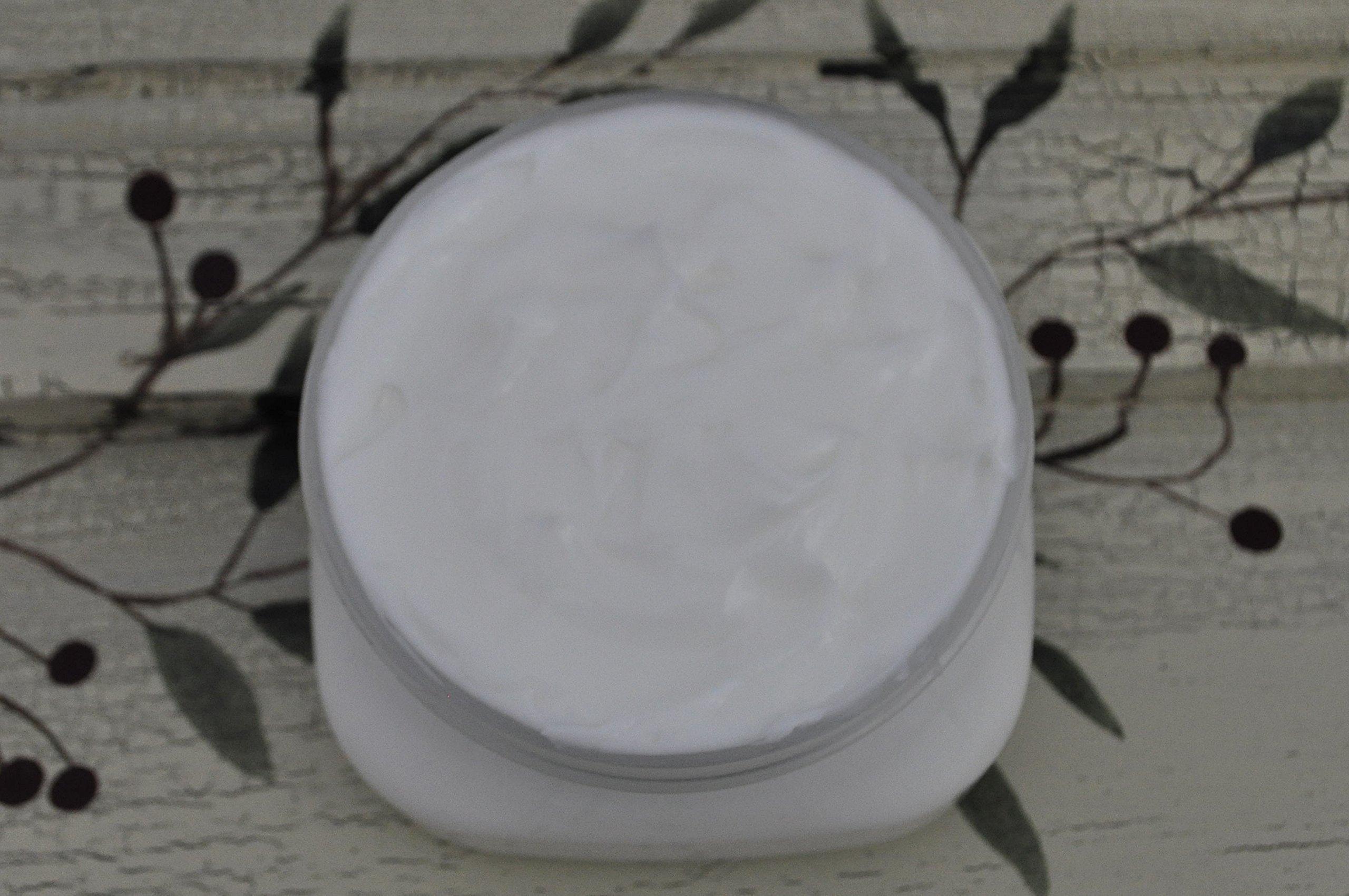 Aromatherapy Energizing Body Cream-Handmade 4 ounces