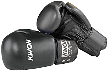 MMA 10Oz echt Leder Boxen Kwon Boxhandschuhe Pointer Kickboxen,Muay Thai