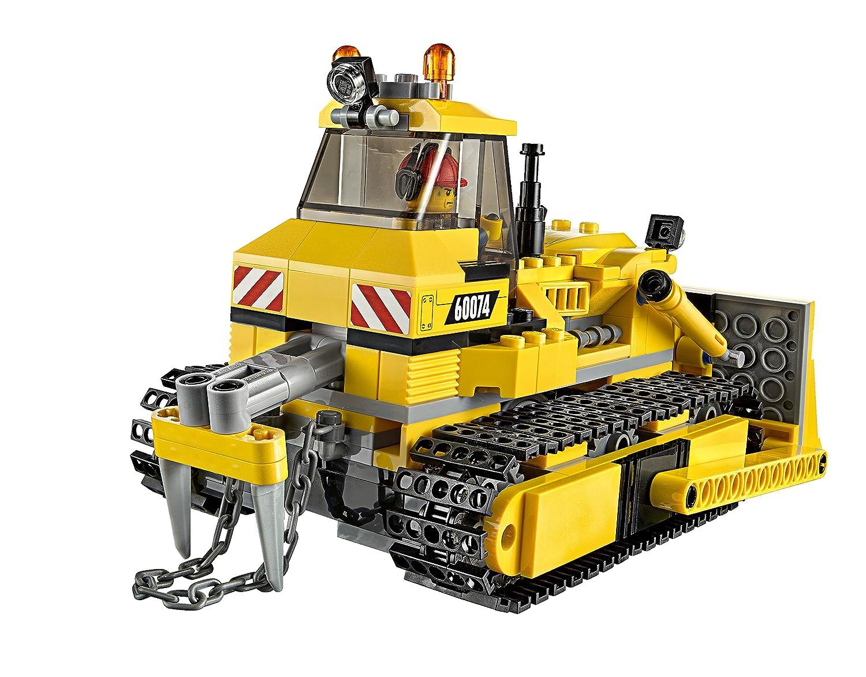 LEGO City Demolition Bulldozer 6100248 60074