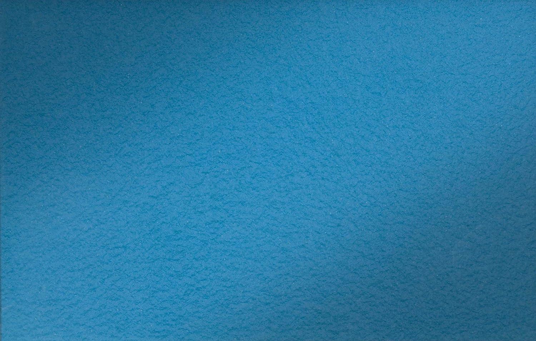Sundeala Fire Rated Unframed Pinboard Noticeboard Blue 800mm x 800mm