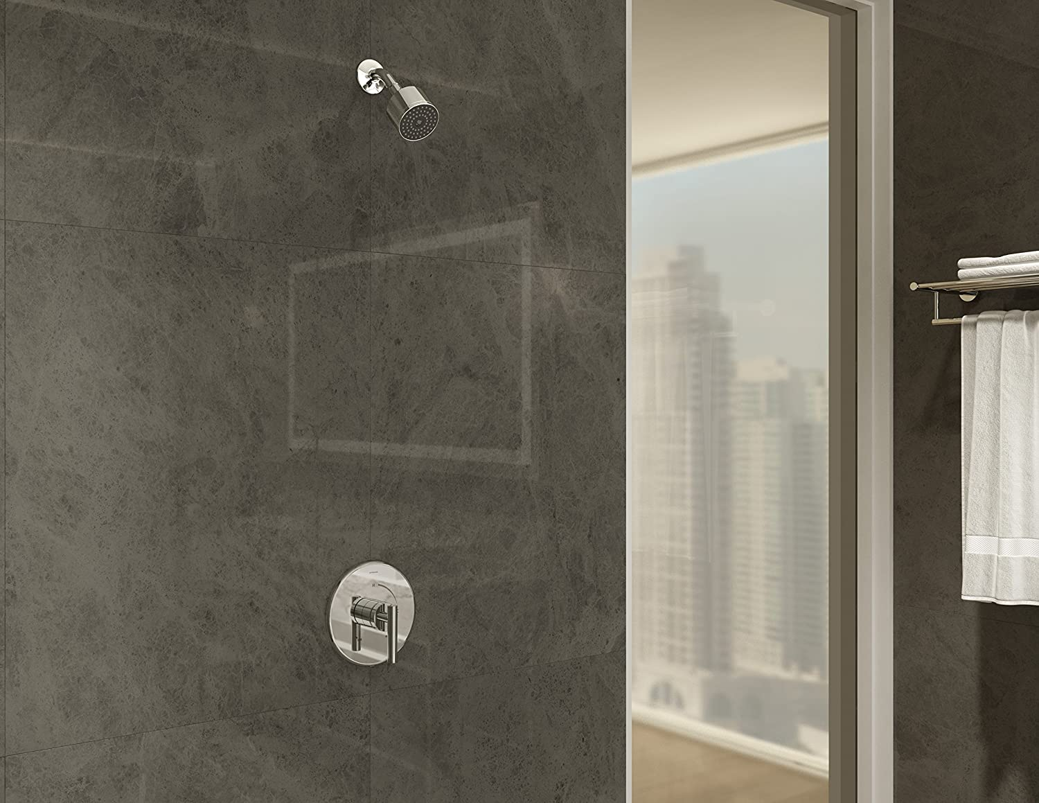 Toto TS200N6#CP Transitional Collection Series A 6-Inch Shower Arm Polished Chrome Total Global Domination of the Whole World