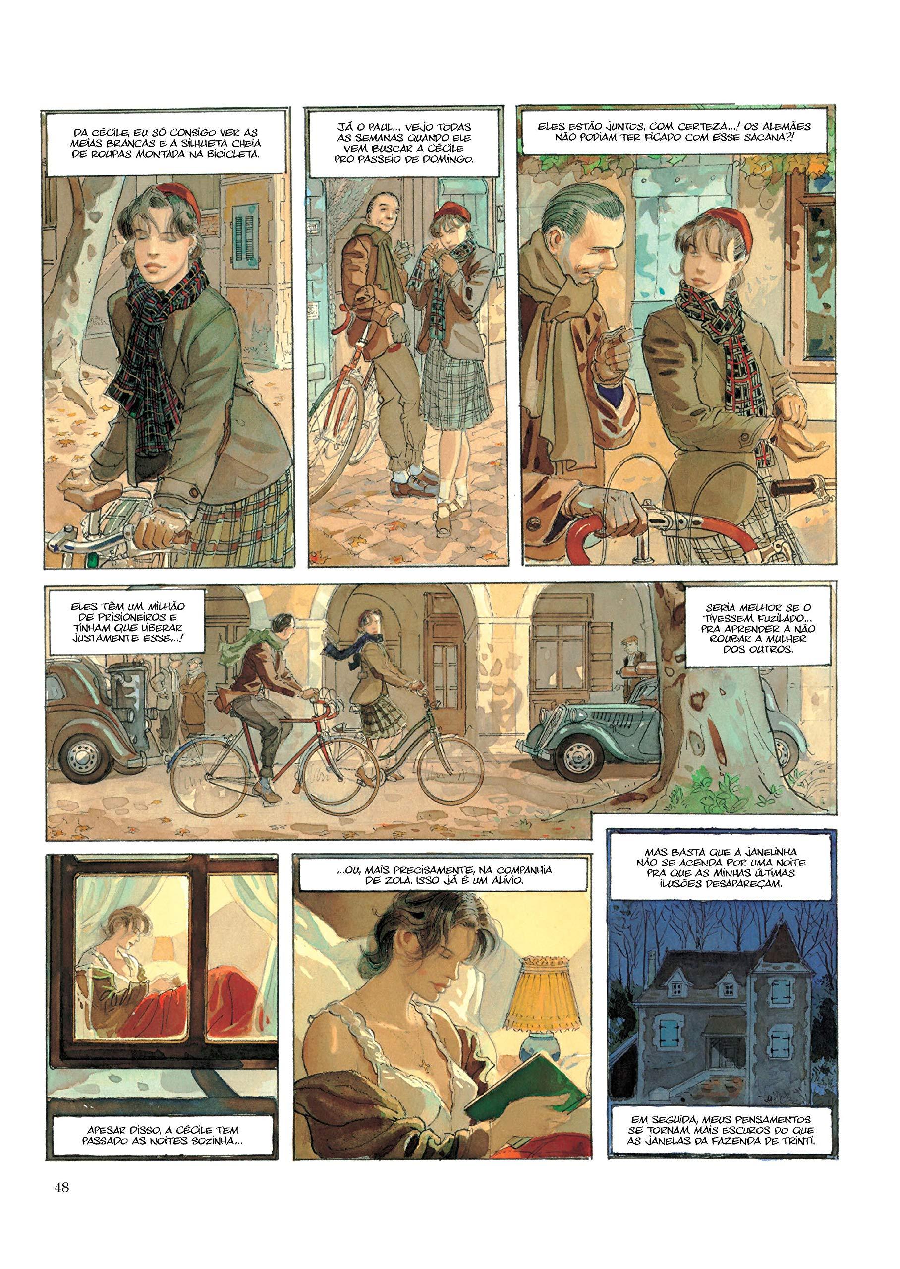 Livro 'Destino Adiado' por Jean-pierre Gibrat