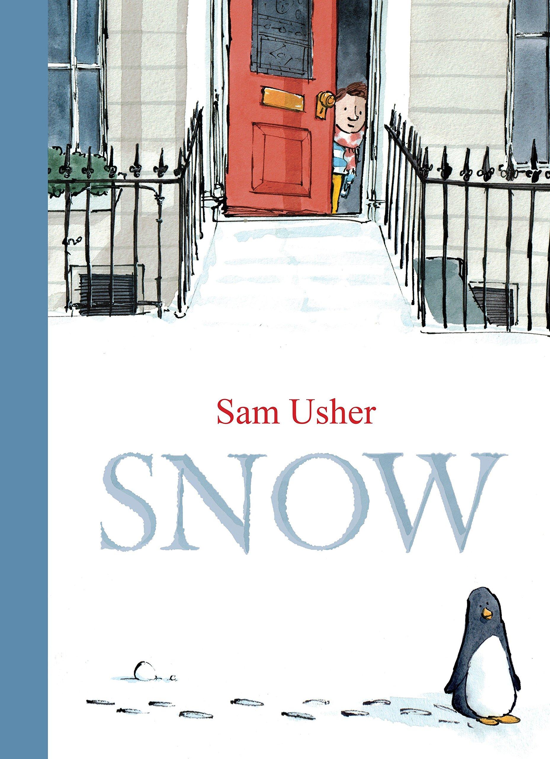 Snow (Seasons with Granddad) by Templar (Image #1)