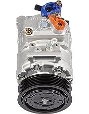 OCPTY CO 11237C A/C Compressor Clutch Assembly Compatible for Volkswagen GTI Volkswagen Passat Volkswagen