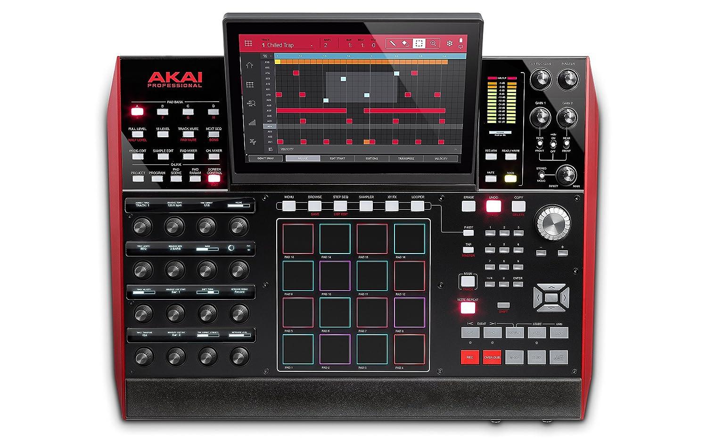 Akai Professional MPC X - MPC Completamente Independiente con Pantalla Multitáctil de 10.1