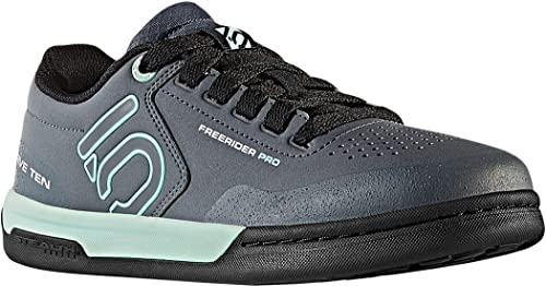 Five Ten Freerider Pro Womens Onix/Ash Green 4.0 Onix/Ash Green: Amazon.es: Zapatos y complementos