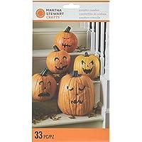 Martha Stewart Crafts Classic Halloween Pumpkin Transfers