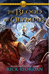 The Blood of Olympus (The Heroes of Olympus, Book 5) Kindle Edition