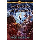 The Blood of Olympus (The Heroes of Olympus, Book 5)