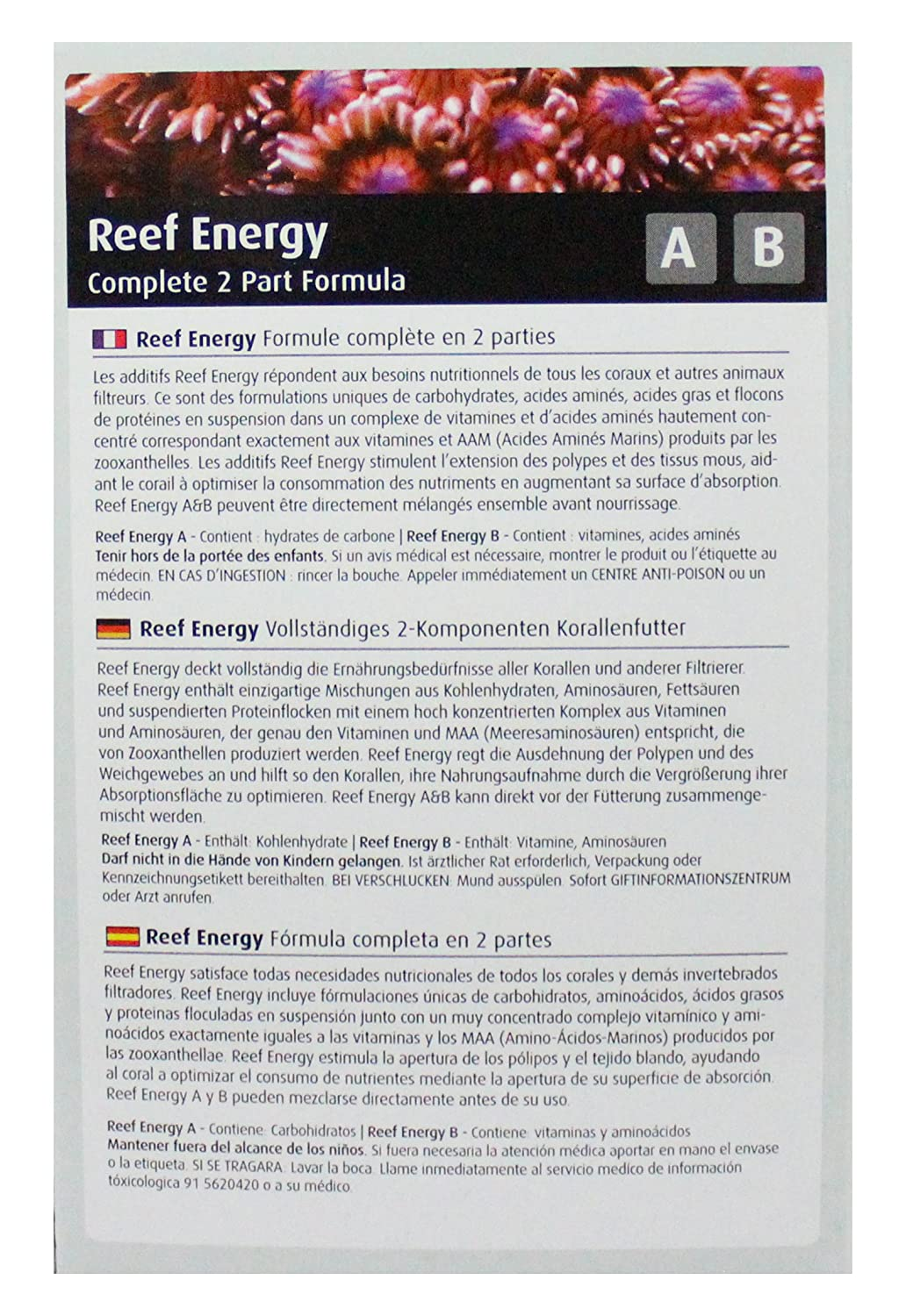 Red Sea R22080 Reef Energy