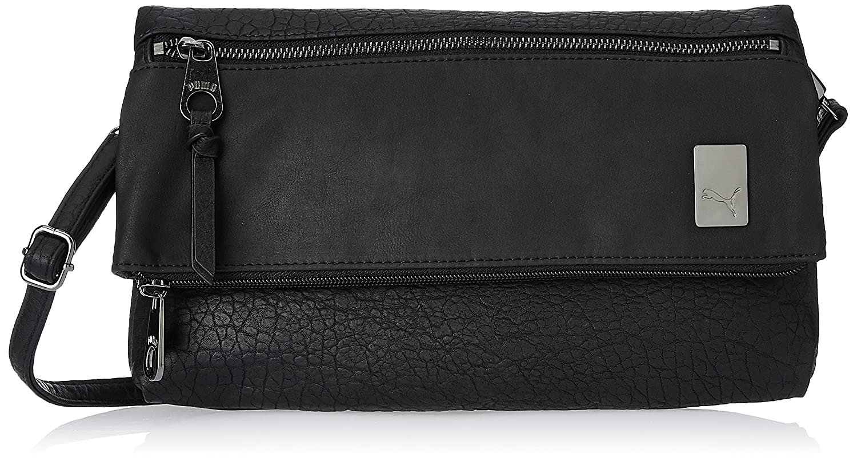 90aea8392c49 Puma Hazard Women s Clutch (Black)  Amazon.in  Shoes   Handbags