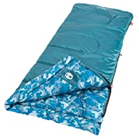 Coleman Plum Fun 45 Youth Sleeping Bag Deals