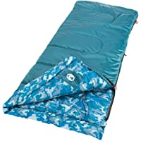 Coleman Plum Fun 45 Degree Youth Sleeping Bag (Blue)