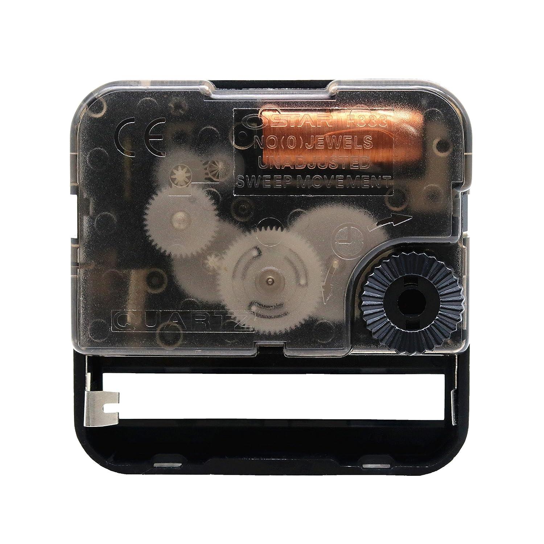 TIKROUND Original Ostar F333 Quartz DIY Wall Clock Movement Mechanism DIY Repair Parts Replacement