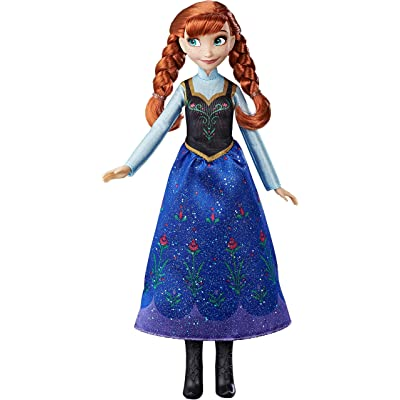 Disney Frozen Classic Fashion Anna: Hasbro: Toys & Games