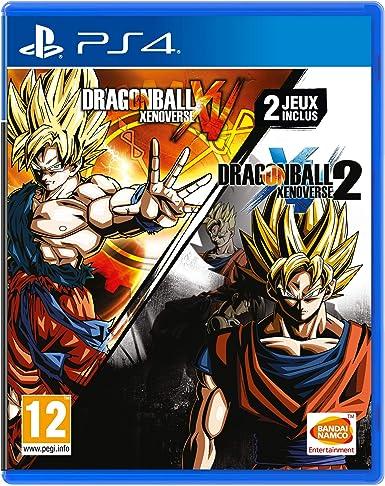 Dragon Ball Xenoverse + Dragon Ball Xenoverse 2 Compilation ...