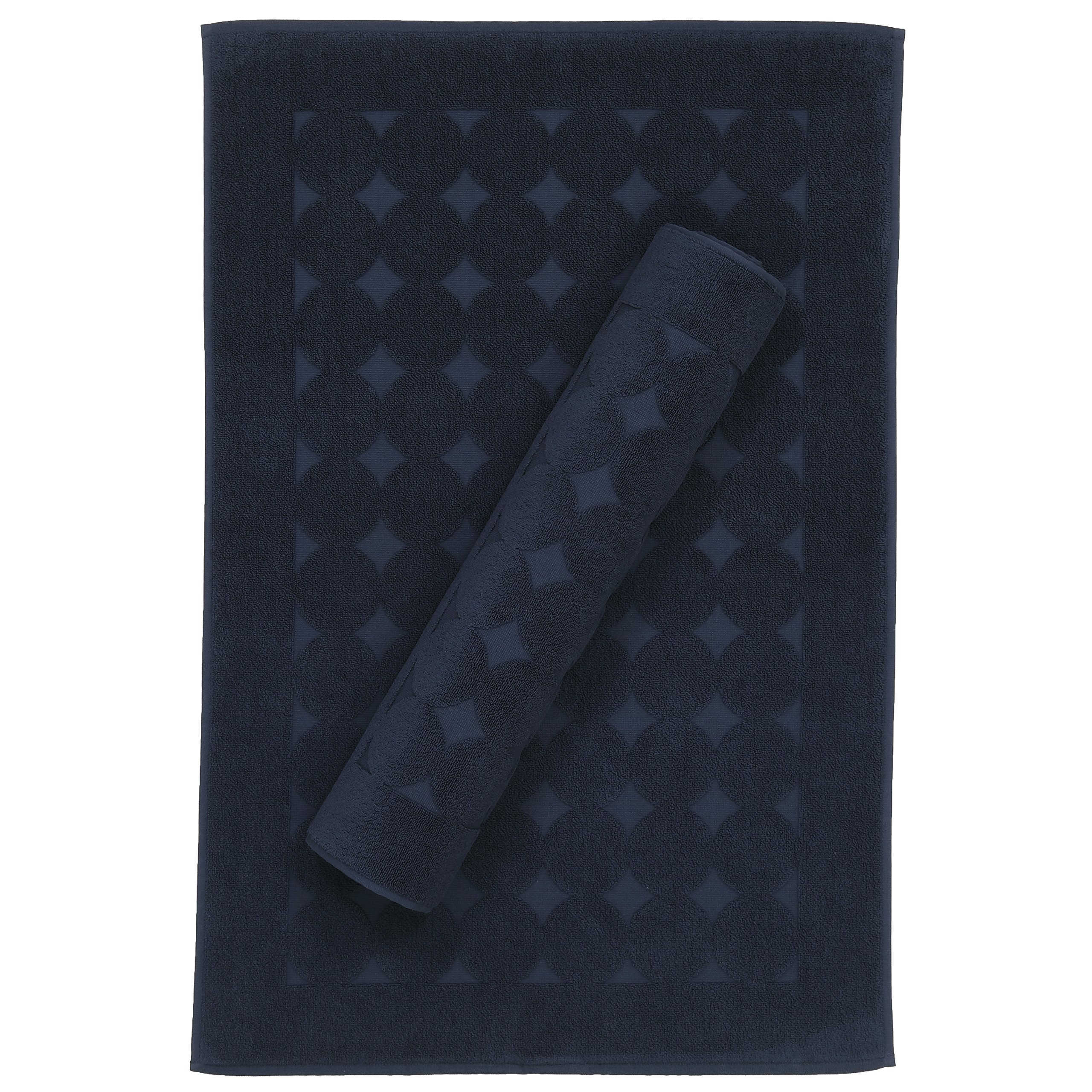 Linum Home Textiles SN50-2CD Bath Towel, Navy