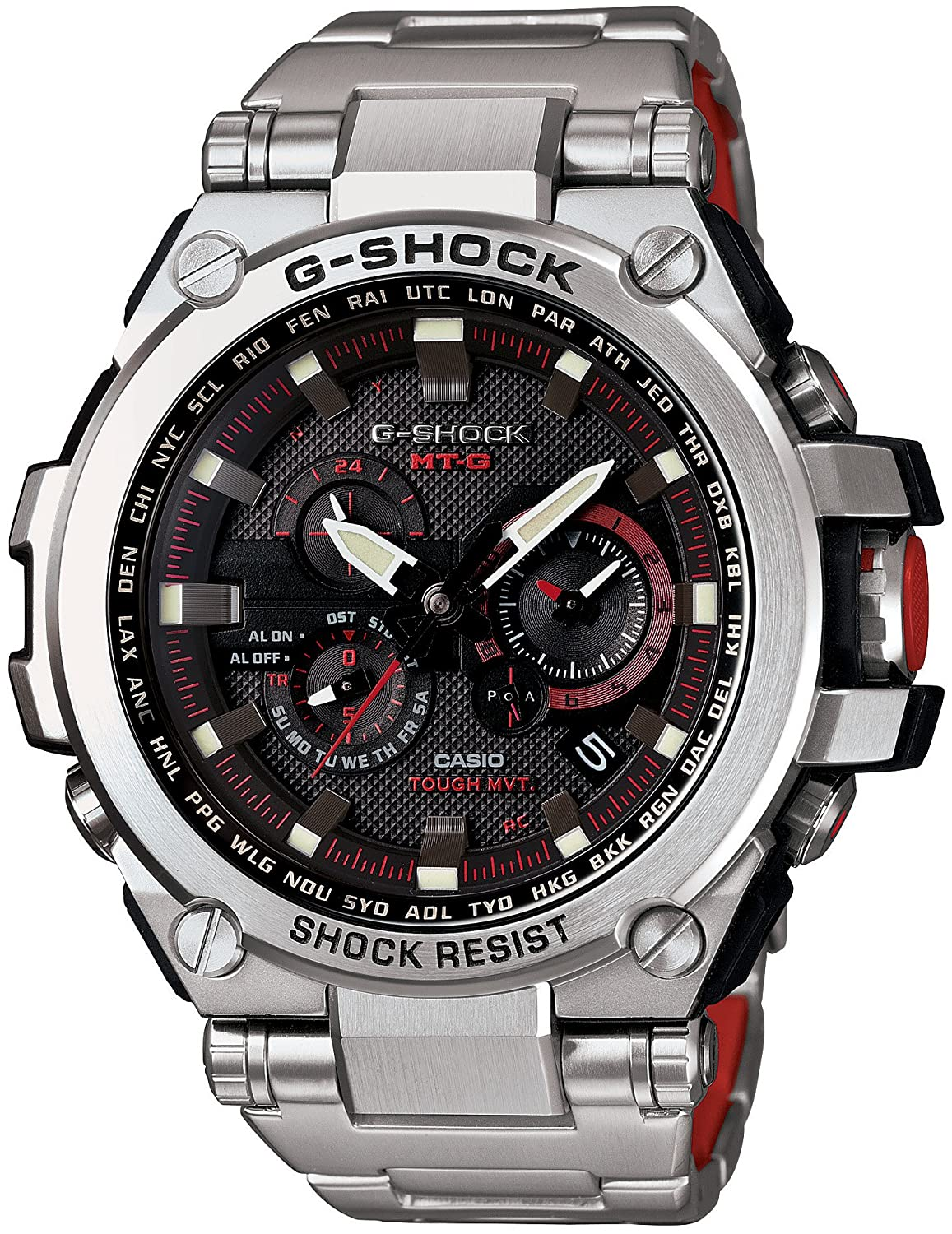 Amazon.com  CASIO MT-G G-Shock Model MTG-S1000D-1A4JF(Japan Domestic  genuine products)  Watches 1d39e040d3