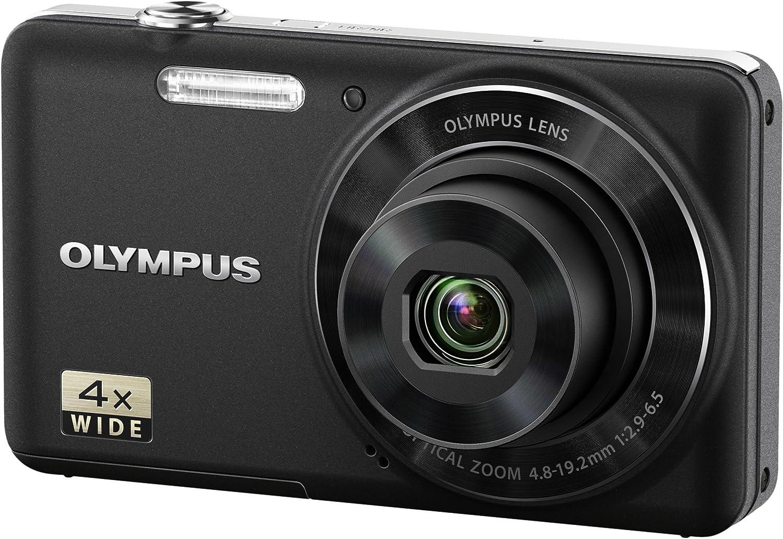 Olympus Vg 150 Digitalkamera 2 7 Zoll Schwarz Kamera