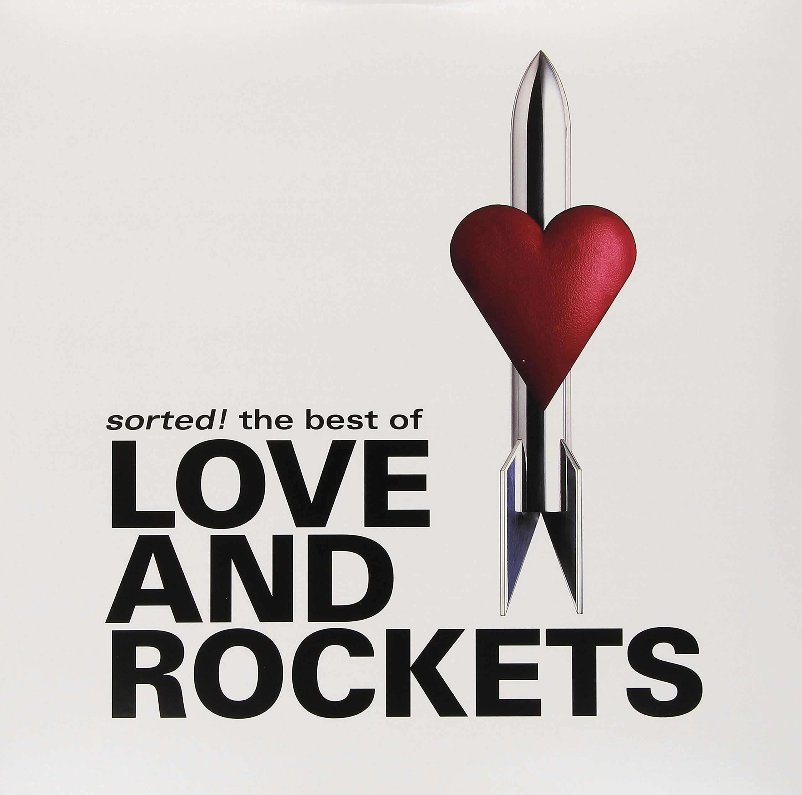Sorted! the Best of Love & Rockets