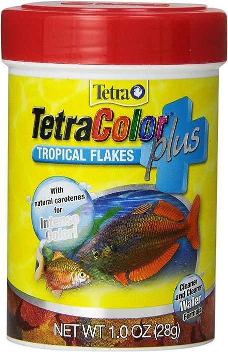 The Best Fish Food Flakes Glofish
