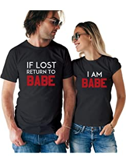 16d1dab9d77 Pretty Matching Couple T Shirts - His and Hers Custom Shirts - Couples  Outfits for Him