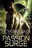 Passion Surge: A SciFi Cyborg Romance (Cyborg Space Exploration Book 4)