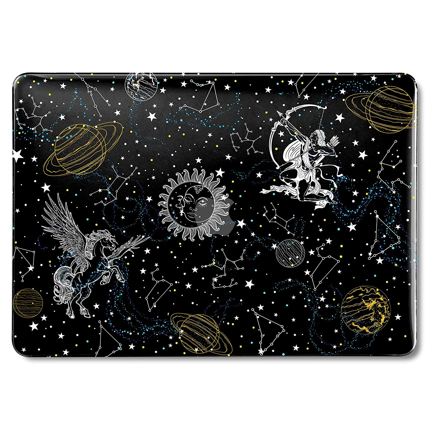 GMYLE Cactus Pattern I Soft-Touch Crystal Print Hard Case for Macbook Air 13 inch (Model: A1369 & A1466) NPL510386