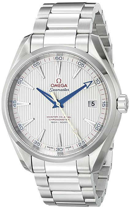 OMEGA MEN'S SEAMASTER 41.5MM STEEL CASE AUTOMATIC WATCH 231.10.42.21.02.004