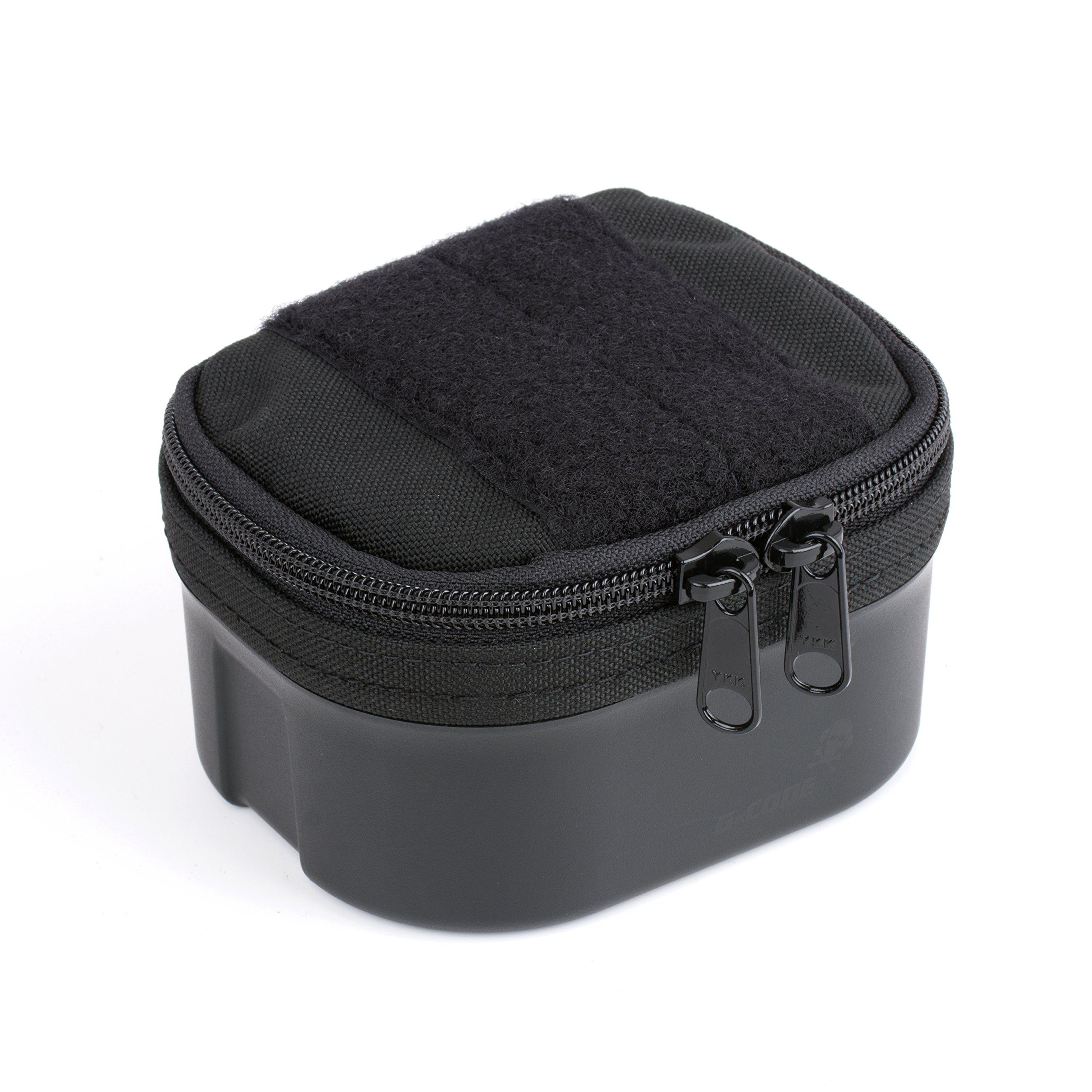 G-CODE Bang Box -Ammunition transport made simple! 100% Made in USA (black on black)