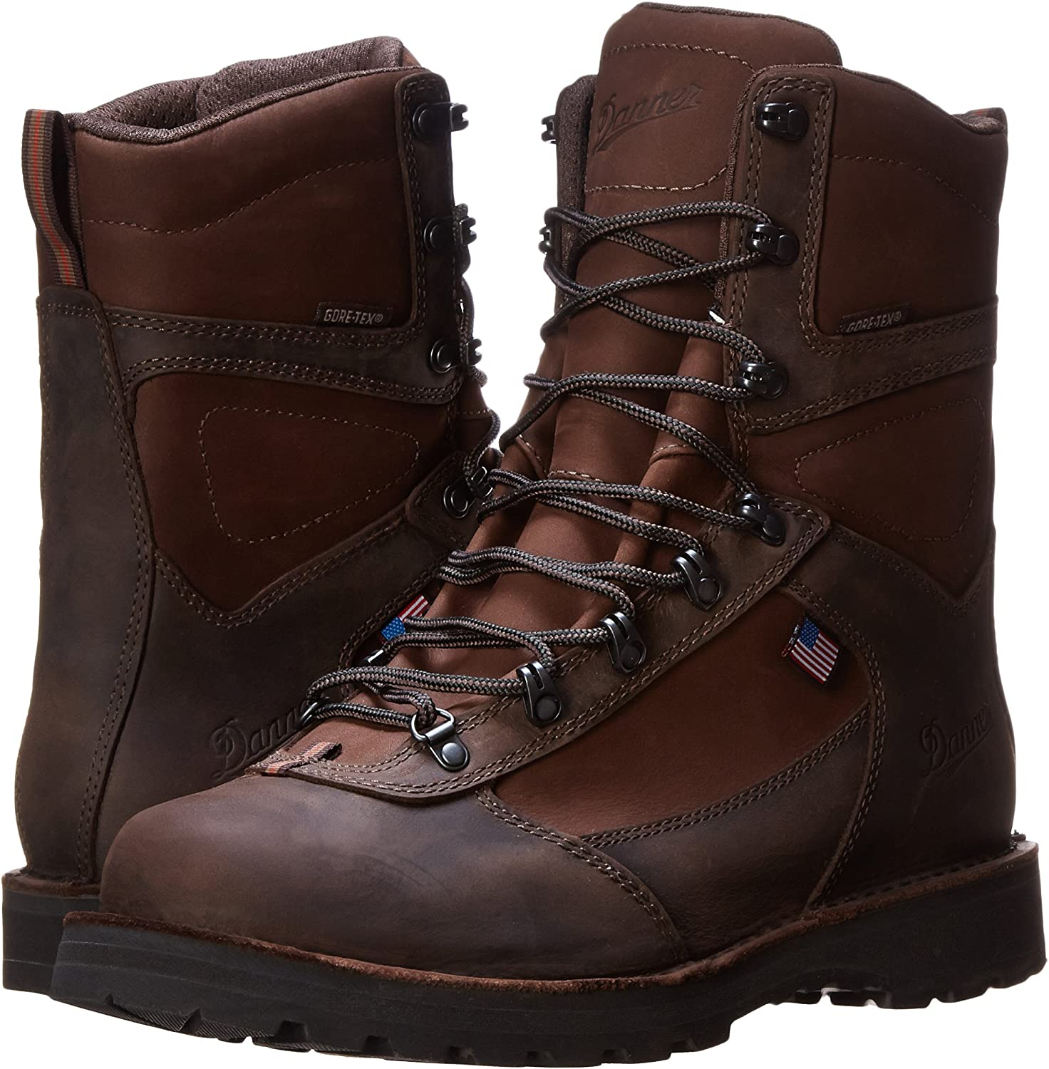 East Ridge 8 BR All Leather Hiking Boot