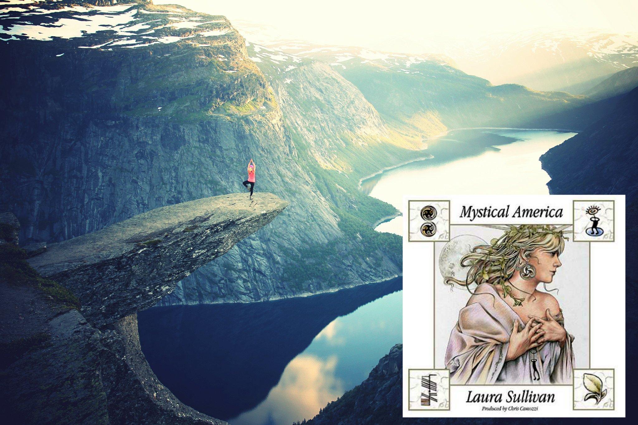 Mystical America: Relaxing Piano Music, Spa Music, Calming