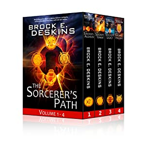 The Sorcerer's Path Box Set: Books 1-4
