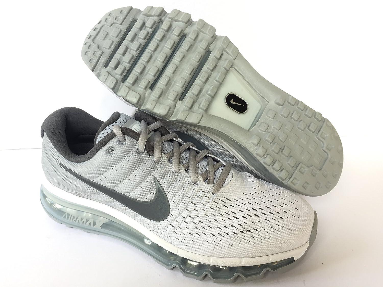 Nike Air Max 2017  46 EU|Wei? (White/Dark Grey/Wolf Grey)