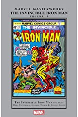 Iron Man Masterworks Vol. 10 (Iron Man (1968-1996)) Kindle Edition