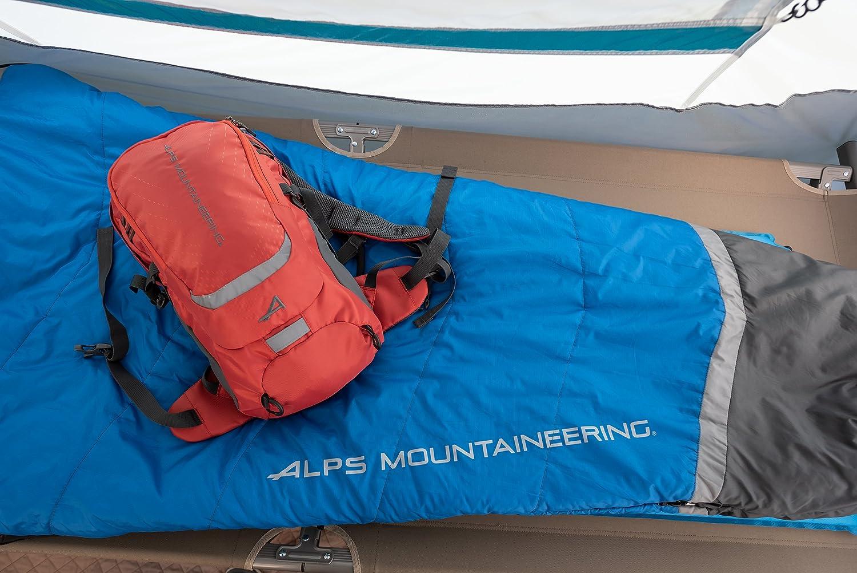 ALPS Mountaineering Alpes Alpinismo Aura + 35 Grados Momia Saco de ...